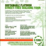 Street-Tree Walking Tour next Sunday!