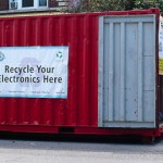 Flatbush e-Waste Recycling a Big Success!