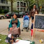 Cortelyou Rd. Park: multi-cultural, multi-generational