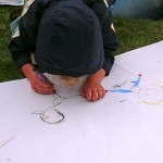 Cortelyou Rd. Park: creativity in action!