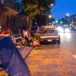 Cortelyou Rd. Park: breaking down starts