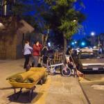 Cortelyou Rd. Park: breaking down