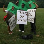 Rally on Monday with Prospect Park Youth Advocates
