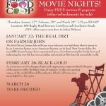 Flatbush Food Co-op presents Thursday Night Movies!