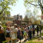 Street Tree Walking Tour April 25th!