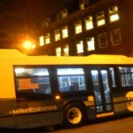 Select Bus Service Open House November 15th: Success!