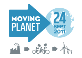 Moving Planet -> September 24 2011