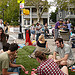 Park(ing) Day 2011 at Cortelyou Library Plaza!