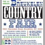 Breukelen Country Fair this Saturday, September 22nd!
