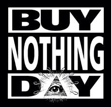 BUY NOTHING DAY potluck on November 23!