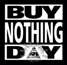 BUY NOTHING DAY potluck on November 23!