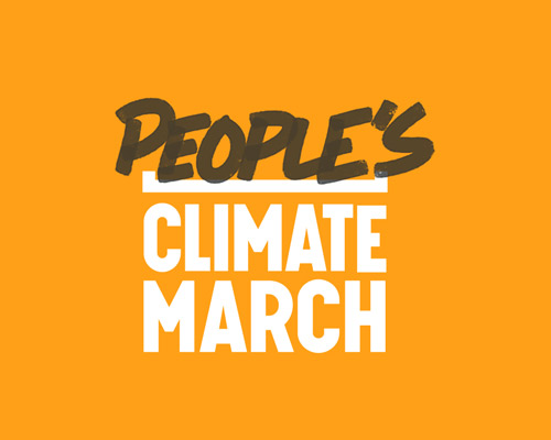 Come with us to the People's Climate March!